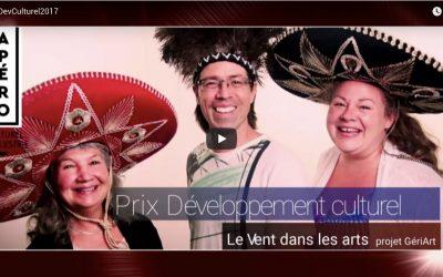Prix du développement culturel